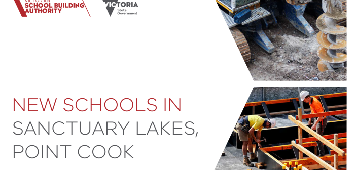 New schools in Sanctuary Lakes, Point Cook – have your say
