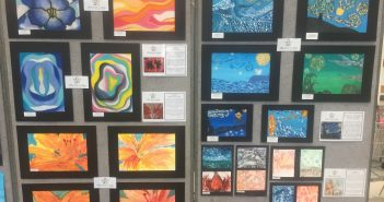 Artwork on display at Point Cook Town Centre