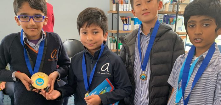 Alamanda Wins the Wyndham Hobson's Bay Chess Tournament