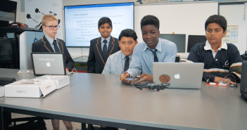 Secondary drone – Year 8 Elective: Digital Technologies